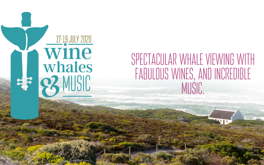 Wine, Whales and Music 2020