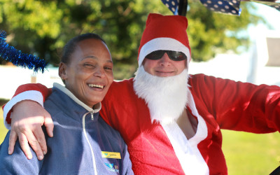 Christmas in July at De Hoop in Pictures