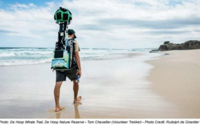 Experience SA's National Parks on Google street view