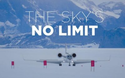 THE SKY`S NO LIMIT
