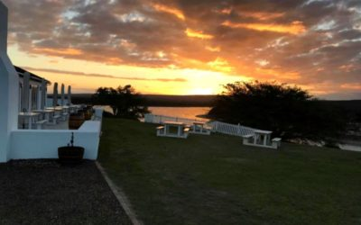 NEW RESTAURANT & WINE CELLAR, THE SHED, OPENS AT DE HOOP NATURE RESERVE