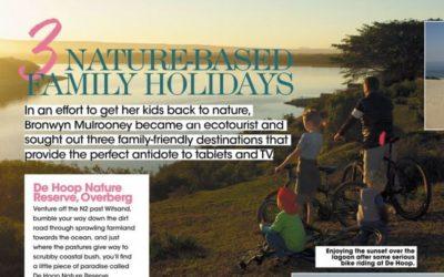 Nature Based Holidays