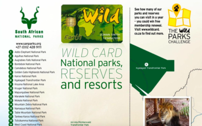 WILD CARD NATIONAL PARKS, RESERVES AND RESORTS