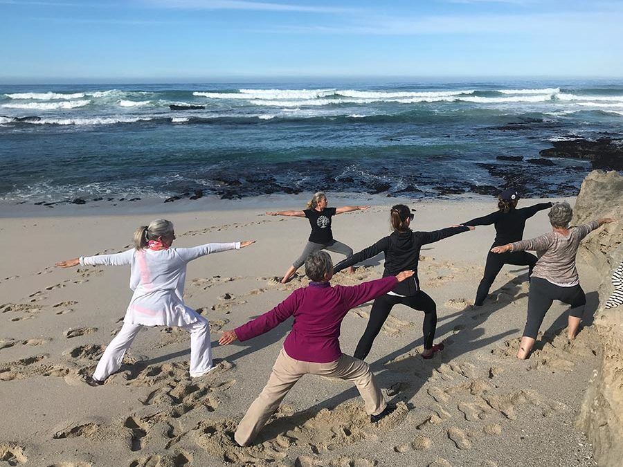 De Hoop Collection's Weekend Yoga Retreat with Marianne