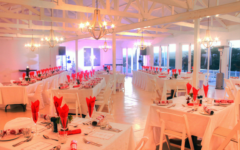 Christmas In July Wedding.Christmas In July De Hoop Collection
