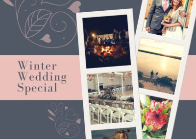Winter Wedding Special