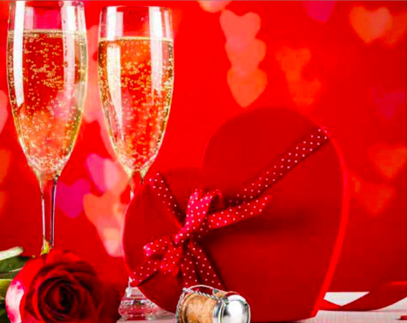 VALENTINE'S DAY 'MONTH OF LOVE' SPECIALS FROM AROUND THE COUNTRY …