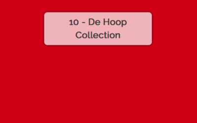 RedBook – 10 De Hoop Collection
