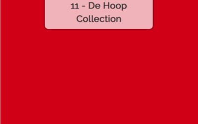 RedBook: 11 – De Hoop Collection