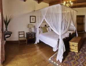 Manor House Main Bedroom